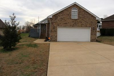 Gallatin Single Family Home For Sale: 1119 Leann Ct