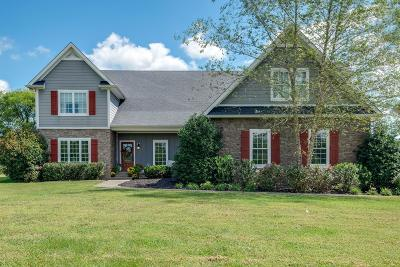 Gallatin Single Family Home For Sale: 979 Franklin Rd
