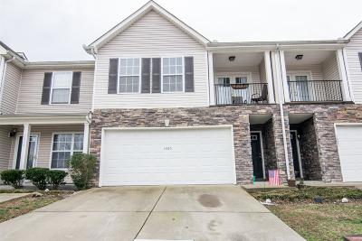 Hermitage Condo/Townhouse For Sale: 1405 Lady Nashville Ct