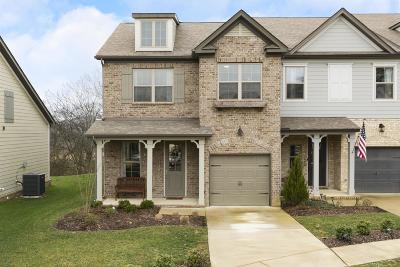 Thompsons Station Single Family Home Under Contract - Not Showing: 1656 Hampshire Pl