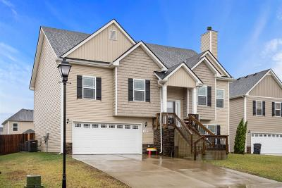 Clarksville Single Family Home For Sale: 1949 Sunset Meadows Way