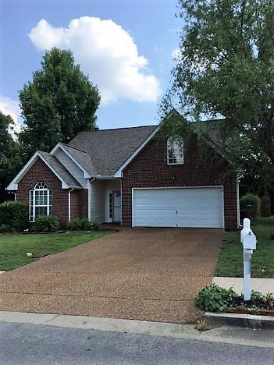 Antioch Single Family Home For Sale: 1004 Dupree Point Dr