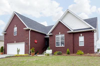 White House Single Family Home Under Contract - Not Showing: 333 Sheffield Drive