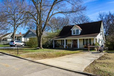 Nashville Single Family Home For Sale: 5109 Illinois Ave