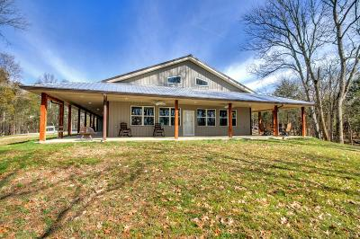 Lebanon Single Family Home For Sale: 609 Berea Church Rd