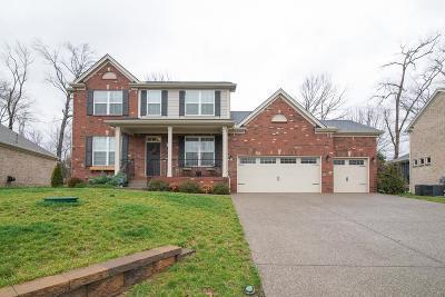 Davidson County Single Family Home For Sale: 2516 Arbor Pointe Cv