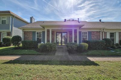 Nashville Condo/Townhouse For Sale: 1031 General George Patton Rd.