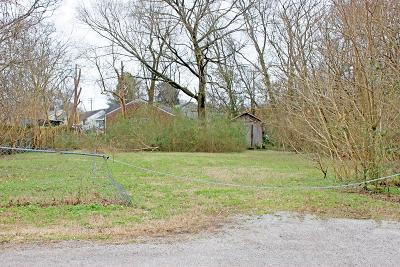 Nashville Residential Lots & Land For Sale: Burch St