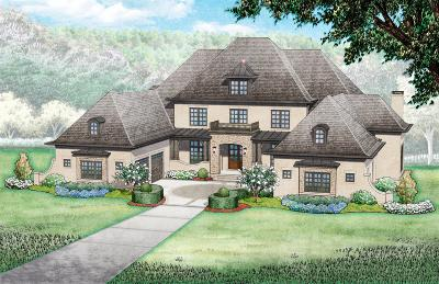 The Grove Single Family Home For Sale: 8583 Heirloom Blvd (Lot 7019)
