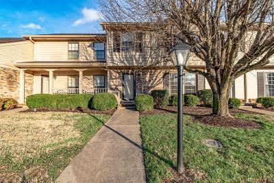 Clarksville Condo/Townhouse For Sale: 2172 C3 Memorial Dr