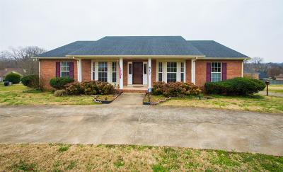 Clarksville TN Single Family Home For Sale: $249,950