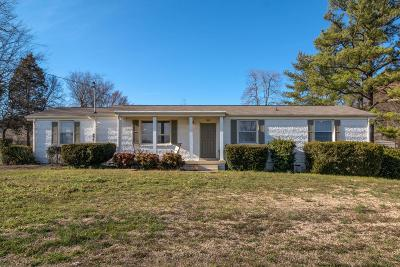 Columbia Single Family Home Under Contract - Not Showing: 3002 Westwood Dr
