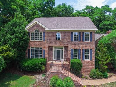 Brentwood Single Family Home For Sale: 1110 Beech Grove Rd