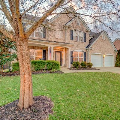 Nolensville Single Family Home For Sale: 1655 Briarcliff Drive