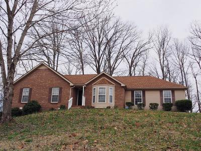 Clarksville TN Single Family Home For Sale: $198,000