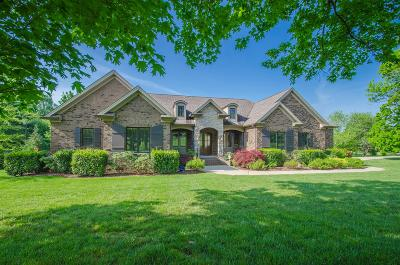 Brentwood Single Family Home For Sale: 1939 Old Hickory Blvd