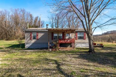 Lewisburg Single Family Home For Sale: 2111 Firetower Rd