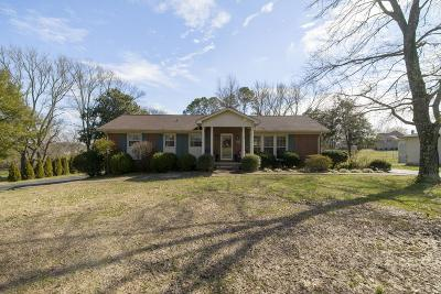 Mount Juliet Single Family Home For Sale: 1011 Clearview Dr