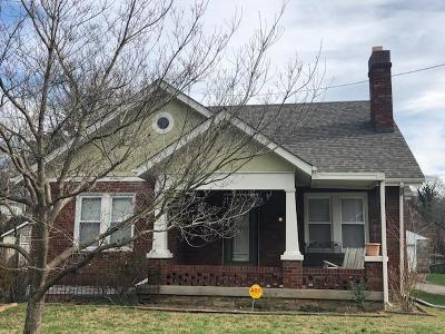Nashville Single Family Home For Sale: 1009 N 16th St