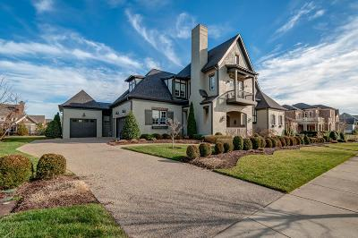 Williamson County Single Family Home For Sale: 6269 Wild Heron Way