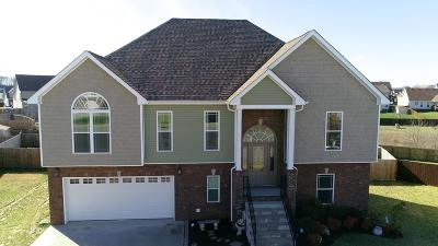 Clarksville Single Family Home Under Contract - Showing: 1804 Spring Haven Ct
