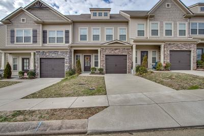Old Hickory Condo/Townhouse For Sale: 1055 Chatsworth Dr