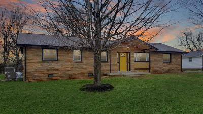 Clarksville TN Single Family Home For Sale: $159,990