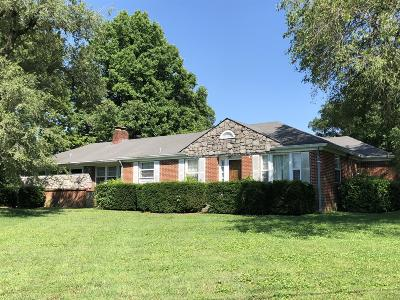 Nashville Single Family Home For Sale: 3100 Knobdale Rd