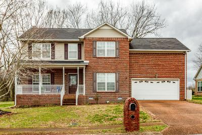 Maury County Single Family Home For Sale: 102 Bell Grove Drive