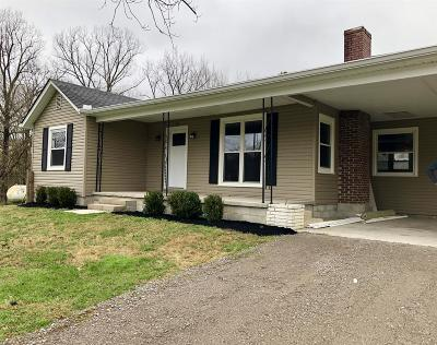 Single Family Home Sold: 1720 Hickman Rd