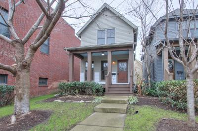 Nashville Single Family Home Under Contract - Not Showing: 1205 A 5th Ave N