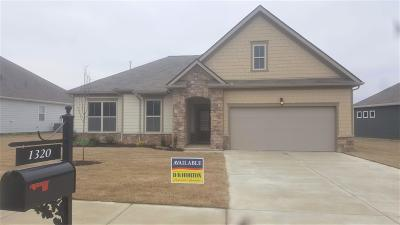 Wilson County Single Family Home For Sale: 1320 Maize Lane Lot 10