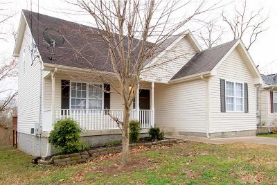 Hermitage Single Family Home For Sale: 5113 Greer Station Dr