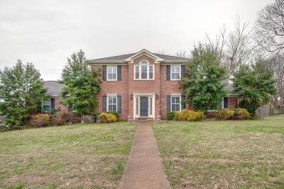 Brentwood Single Family Home For Sale: 8344 Carriage Hills Dr