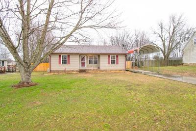 Christian County Single Family Home For Sale: 508 Indian