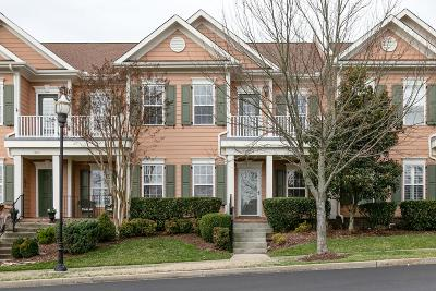 Franklin Condo/Townhouse Under Contract - Showing: 1505 Marymount Dr