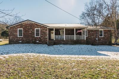 Sumner County Single Family Home For Sale: 150 Burton Pvt Lane
