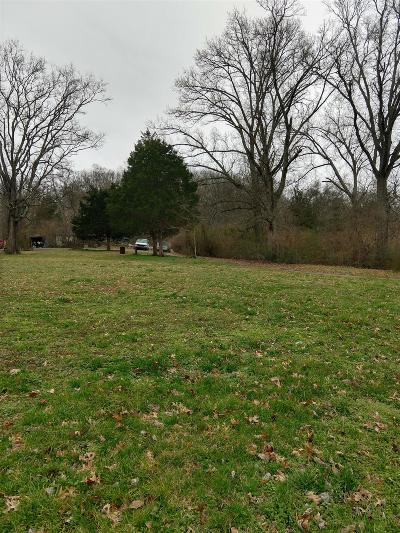 Nashville Residential Lots & Land For Sale: 2824 Buena Vista Pike