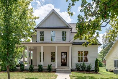 Nashville Single Family Home For Sale: 4701 Dakota Ave