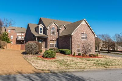 Hendersonville Single Family Home For Sale: 1053 Mansker Farm Blvd