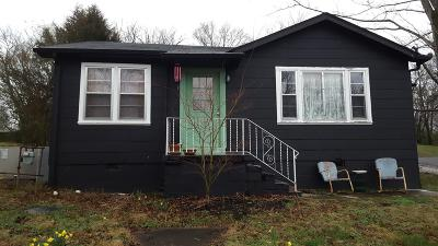 Kingston Springs Single Family Home Under Contract - Not Showing: 328 Oak St