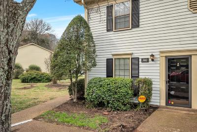 Brentwood Condo/Townhouse Under Contract - Not Showing: 740 Fox Ridge Dr