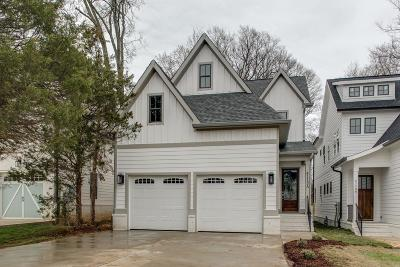 Green Hills Single Family Home Under Contract - Showing: 4112 A Oriole Pl