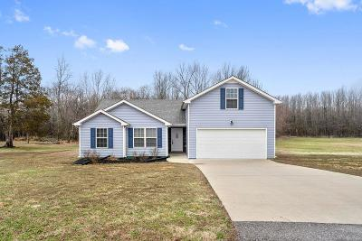 Clarksville Single Family Home For Sale: 2320 River Rd