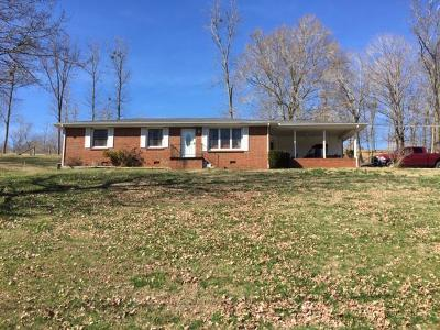 Erin Single Family Home For Sale: 1036 Wiggs Branch Road