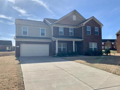 Hendersonville Single Family Home For Sale: 1010 Brixton Blvd