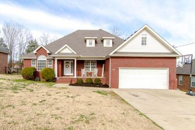Smyrna Single Family Home For Sale: 5102 Patience Dr