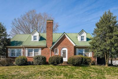 Goodlettsville Single Family Home For Sale: 1228 Louisville Hwy
