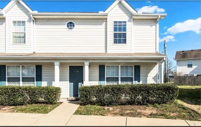 Lavergne Condo/Townhouse Under Contract - Not Showing: 6028 Sagi Cir