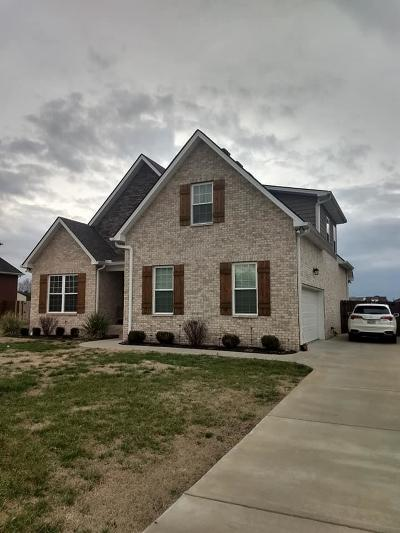 Rutherford County Single Family Home For Sale: 1048 Laramie Ct
